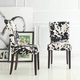 Doerr Upholstered Dining Chair (Set of 2) by Charlton Home®