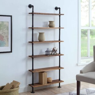 Kip 70.9 H x 29.9 W Industrial Pipe Shelving
