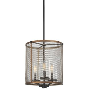 Croy 3-Light Drum Chandelier