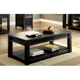 Bensen Coffee Table with Magazine Rack A&J Homes Studio