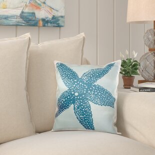 Homestown Big Starfish Pillow Cover