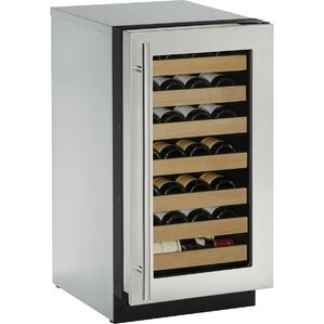 31 Bottle 2000 Series Single Zone Built-in Wine Cellar by U-Line