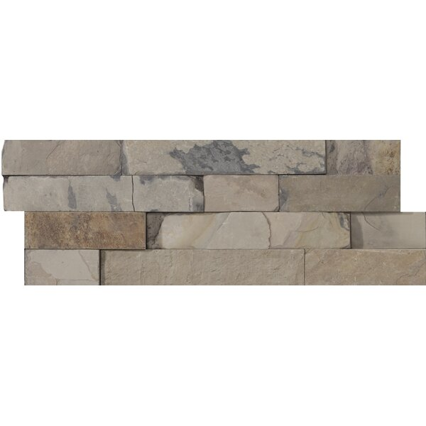 Emser Tile Slate 6 X 24 Stacked In Autumn Lilac Reviews Wayfair