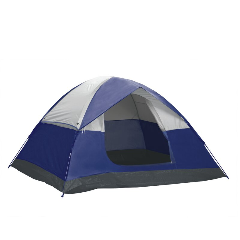 f1b15b9027 Stansport Pine Creek Dome 4 Person Tent with Carry Bag & Reviews | Wayfair