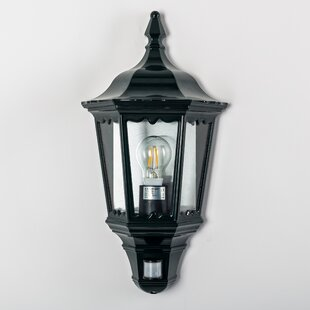 1 Light Outdoor Wall Lantern By ClassicLiving