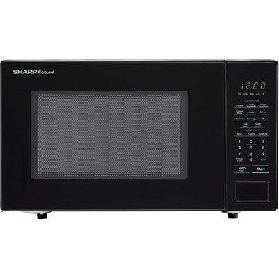 "Sharp Carousel 20"" 1.1 cu.ft. Countertop Microwave"