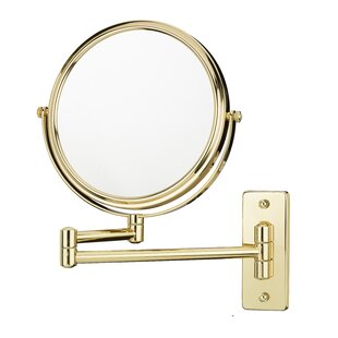 Darby Home Co Wilder Double Arm Wall Mirror
