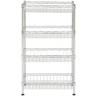 Rebrilliant 4-Tier Storage Baker's Rack