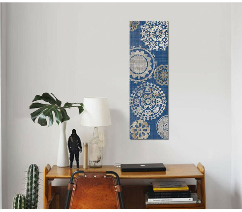 East Urban Home Tuscan Sun Ii By Aimee Wilson Graphic Art Print On Wrapped Canvas Wayfair