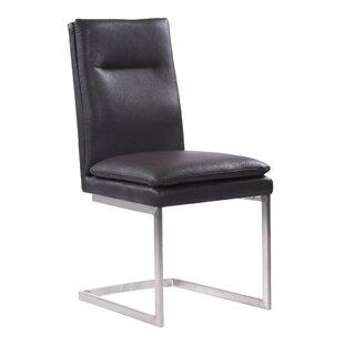 Gorden Upholstered Dining Chair (Set of 2) by Orren Ellis