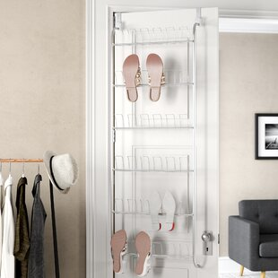 18 Pair Over Door Shoe Organiser By Rebrilliant