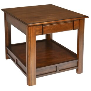 Compare Clearfield End Table By Loon Peak