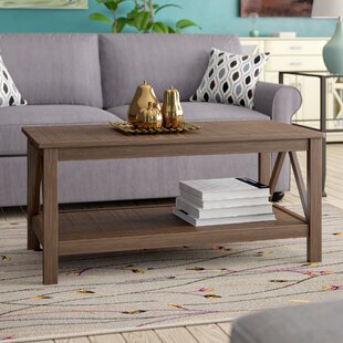 Reviews Soule Coffee Table By Andover Mills