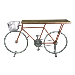 Winslow Bicycle Console Table