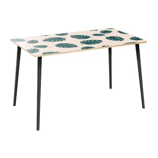 Hogsett Dining Table by Bungalow Rose