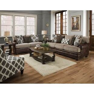 Buying Bergin 2 Piece Living Room Set by Fleur De Lis Living Reviews (2019) & Buyer's Guide