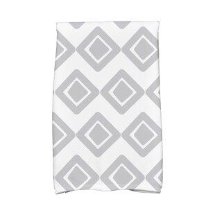Geometric Kitchen Towel by East Urban Home