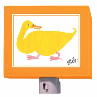 Oopsy Daisy Eric Carle's Duck Night Light