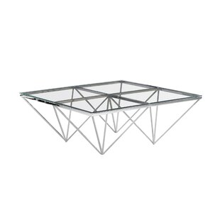 Clairview Diamond Leg Coffee Table