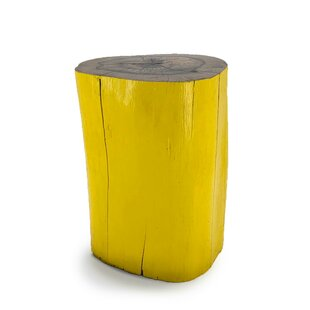 Candler Wood Stool By Alpen Home
