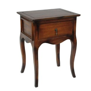 Grace End Table by Porthos Home