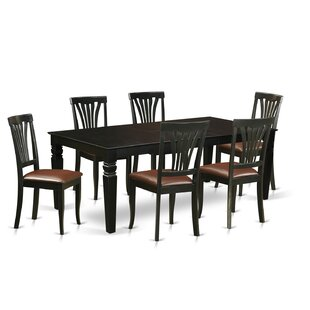 Appalachian 7 Piece Dining Set DarHome Co