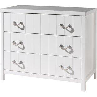 Anthony 3 Drawer Dresser By Harriet Bee