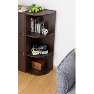 Corner Unit Bookcase IRIS USA, Inc. Today Only Sale