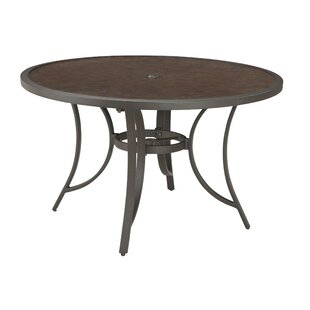 Bay Isle Home Colville Grand Round Dining Table
