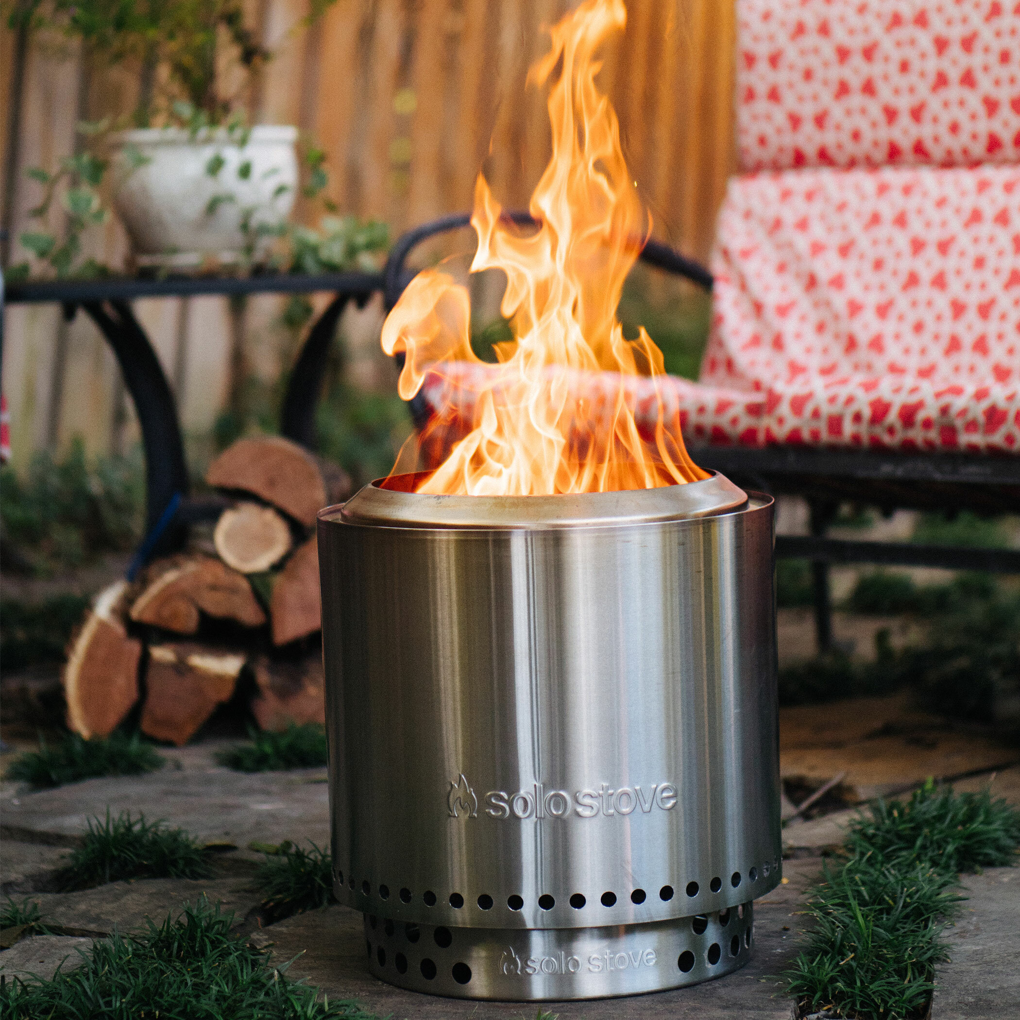 Solo Stove Ranger Stainless Steel Wood Burning Fire Pit With Ranger Stand Reviews