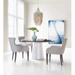 Hooker Furniture Melange Empire State of Mind Ped 4 Piece Dining Set