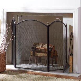 fireplace list and silver home maintenance panel improvement master hayneedle pleasant screens screen preston hearth