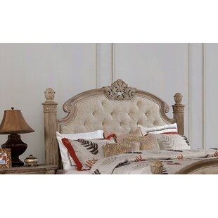 Kaydence Upholstered Panel Headboard