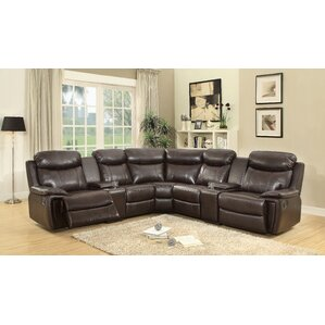 Southridge Reclining Sectional by Darby Home Co