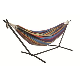 Freeport Park Rithland Double Camping Hammock with Stand