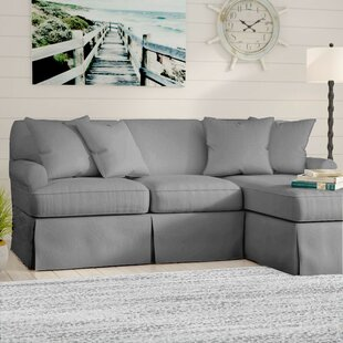 Comparison Telluride Sleeper  Sectional With Ottoman by Laurel Foundry Modern Farmhouse Reviews (2019) & Buyer's Guide