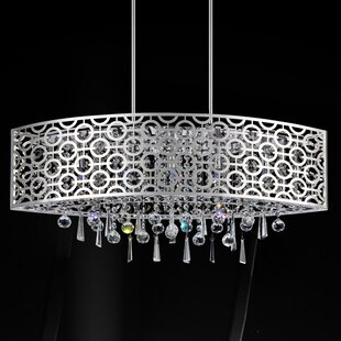 CWI Lighting 6-Light Pendant