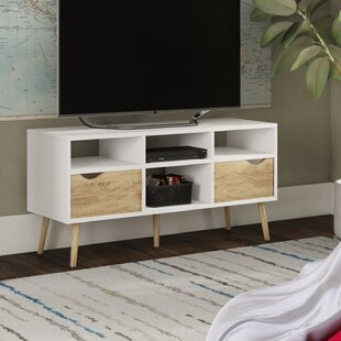 Compare prices Mateer TV Stand for TVs up to 50 by Langley Street Reviews (2019) & Buyer's Guide