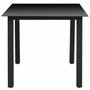 Arbogast Aluminium Dining Table By Sol 72 Outdoor