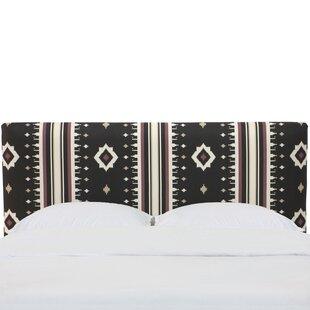 Union Rustic Fuller Linen Upholstered Panel Headboard