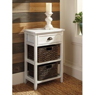 Tracy End Table with Storage b..