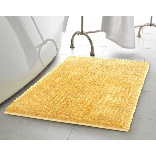 Mustard Bath Rug Wayfair