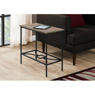 Camara End Table by Ebern Desi..