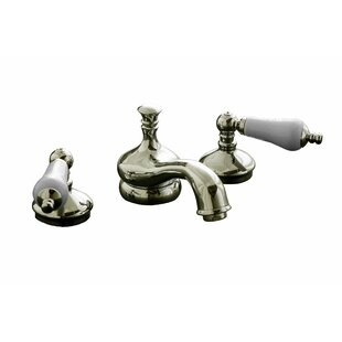 Strom Plumbing by Sign of the Crab Sacramento Widespread Bathroom Faucet Set with Pop-Up Drain