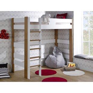 Free Shipping Scandi Single High Sleeper Bed