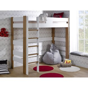Scandi Single High Sleeper Bed By Sofamo