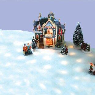 Snow Blanket For Christmas Village Display