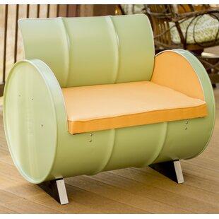 Jadeite Chair With Cushions