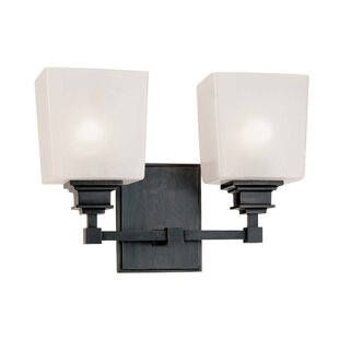 Darby Home Co Eldorado 2-Light Vanity Light