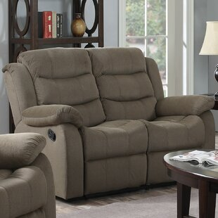 Bragenham Reclining Loveseat Red Barrel Studio